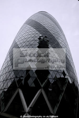 gherkin viewed bishopsgate city london famous sights capital england english uk building icon landmark cockney great britain united kingdom british