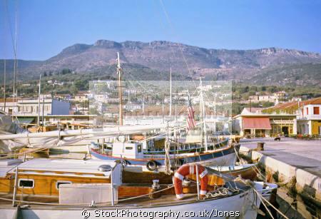 port vathi island ithaca greek european travel odysseus homer kefalonia ithaki ionian greece isle europe