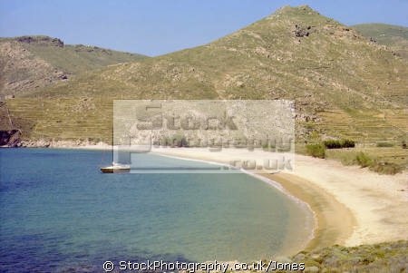pleasant beach greek island serifos yachts yachting sailing sailboats boats marine misc. bay aegean sea greece cyclades europe european