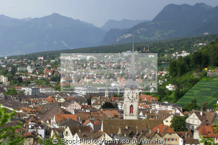 view chur swiss suisse european travel graubunden switzerland schweiz europe
