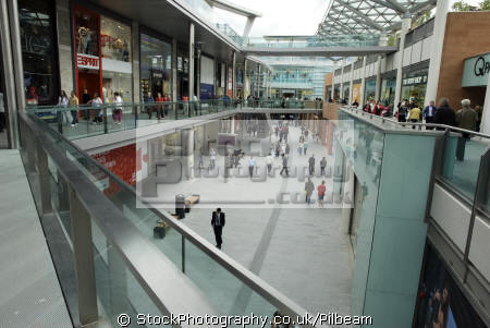 liverpool retail shopping centre retailers brands branding uk business commerce shops mall town modern merseyside scouse england english great britain united kingdom british