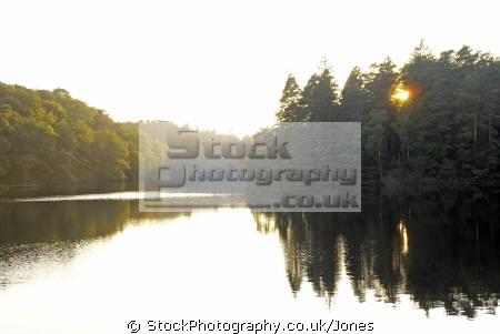 etang ruffaud near tulle limousin france french landscapes european travel lac lake resort bathing leisure beach fresh water artificial correze la francia frankreich europe