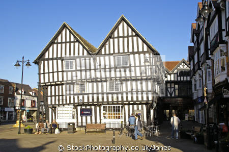 Evesham The 15th Century 39 Round House 39 Now The Natwest Bank