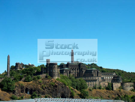 calton hill north bridge edinburgh.scotland edinburgh scotland edinburghscotland historical uk buildings history british architecture architectural hillside edinburgh midlothian central scotland scottish scotch scots escocia schottland great britain united kingdom