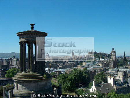 looking edingburgh calton hill scottish castles british architecture architectural buildings uk castle edinburgh midlothian central scotland scotch scots escocia schottland great britain united kingdom