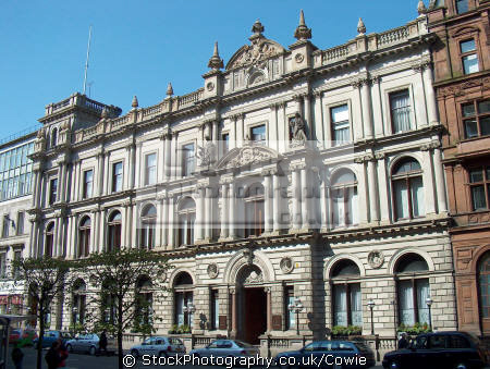clydesdale bank building st vincent glasgow.scotland glasgow scotland glasgowscotland british architecture architectural buildings uk victorian glasgow central scotland scottish scotch scots escocia schottland great britain united kingdom