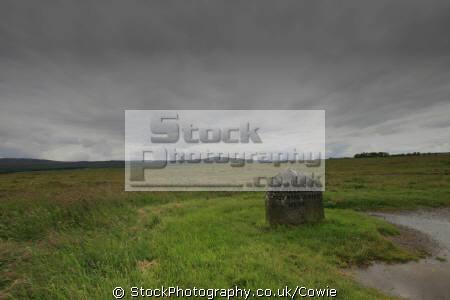 headstone culloden battlefield uk war memorials military militaries inverness highlands islands scotland scottish scotch scots escocia schottland great britain united kingdom british
