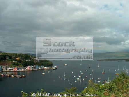 rainbow tobermory bay isle mull.scotland mull scotland mullscotland uk coastline coastal environmental mull argyll bute argyllshire scotland scottish scotch scots escocia schottland great britain united kingdom british