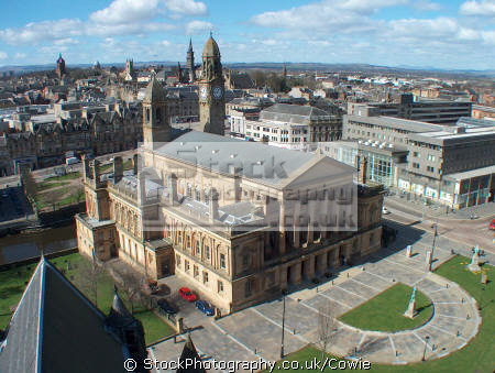 paisley town hall pictured abbey uk halls government buildings british architecture architectural renfrewshire scotland scottish scotch scots escocia schottland great britain united kingdom