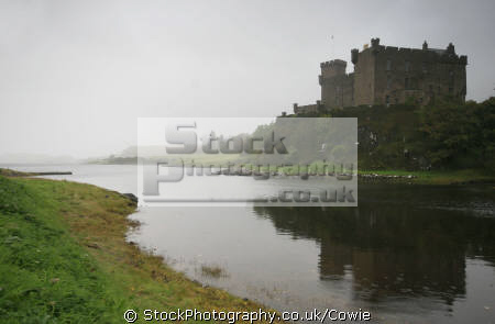 dunvegan castle isle skye.scotland skye scotland skyescotland scottish castles british architecture architectural buildings uk skye eilean sgitheanach highlands islands scotland scotch scots escocia schottland great britain united kingdom