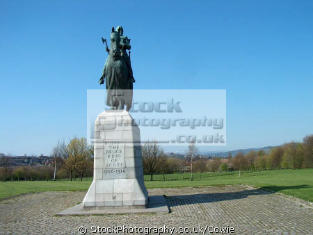 robert bruce monument bannockburn uk monuments british architecture architectural buildings stirlingshire scotland scottish scotch scots escocia schottland great britain united kingdom