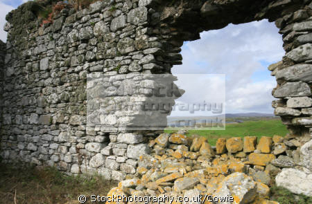 ruin uist. scotland archeology archeological science misc. ruins uist highlands islands scottish scotch scots escocia schottland great britain united kingdom british