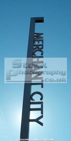 merchant city sign. glasgow. scotland signs abstracts misc. glasgow central scottish scotch scots escocia schottland great britain united kingdom british