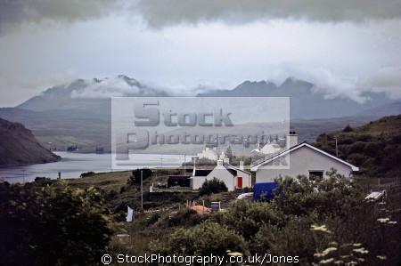 isle skye drynoch loch harport scottish lochs british lakes countryside rural environmental uk cuillin hills scotland eilean sgitheanach highlands islands scotch scots escocia schottland great britain united kingdom