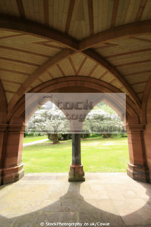 arched entrance misc. arches argyll bute argyllshire scotland scottish scotch scots escocia schottland great britain united kingdom british