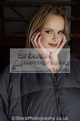 cosy coat women woman female females feminine womanlike womanly womanish effeminate ladylike people persons
