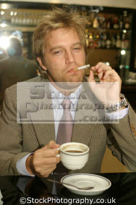 smoking drinking coffee people tobacco anti social drug health addiction nicotine lung cancer emphysema cardiovascular disease smokers human activities persons