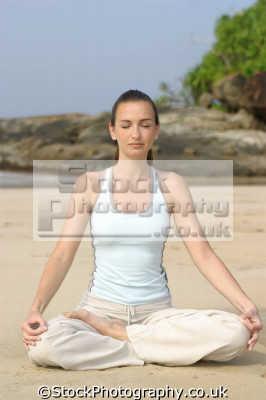 lotus meditation yoga enlightenment. karma bhakti jnana raja hatha relaxation posture physical exercise athletic aerobic anaerobic health fitness people persons