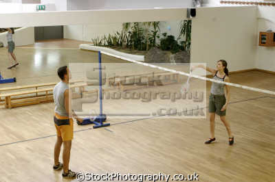 badminton gym gymnasium health clubs exercise physical athletic aerobic anaerobic fitness people persons