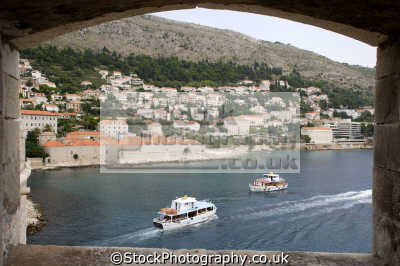 ferries dubrovnik european travel croatia republika hrvatska europe croatian