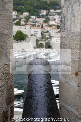 canon harbour view dubrovnik european travel croatia republika hrvatska europe croatian