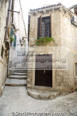 house backstreets dubrovnik european travel croatia republika hrvatska europe croatian