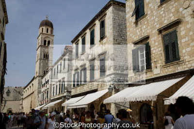 shopping dubrovnik european travel croatia republika hrvatska europe croatian