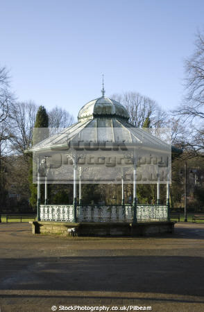 bandstand matlock derbyshire. peak district british bandstands unusual buildings strange wierd uk band park music traditional derbyshire england english great britain united kingdom