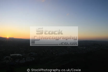 aurthurs seat. edinburgh sunsets dusk travel sunset midlothian central scotland scottish scotch scots escocia schottland great britain united kingdom british states american