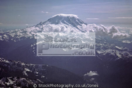 mt rainier approach seattle volcanic volcanoes geology geological science misc. shield volcano cascades vulcanism eruption washington state mount usa united states america american