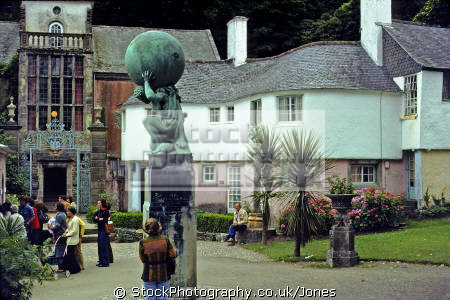 portmeirion wales portmerion british architecture architectural buildings uk italianate clough williams-ellis williams ellis williamsellis ornamental village prisoner number gwynedd welsh país gales great britain united kingdom