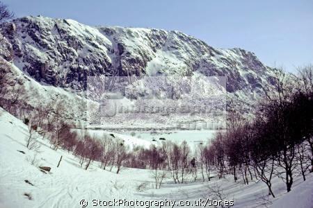 cross-country cross country crosscountry skiing area stavtjørn norway snow natural history nature misc. stavtjorn winter sports valley mountains norwegian norge nordic kongeriket europe european norwegan