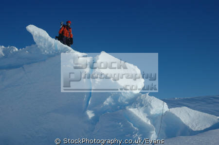 explorer antarctic iceberg polar natural history nature misc. mountaineering climbing exploration antarctica united kingdom british