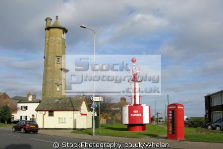 old harwich seafront uk coastline coastal environmental essex lighthouse bhoy maritime england english great britain united kingdom british