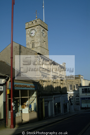 redruth south west towns england southwest country english uk cornwall cornish great britain united kingdom british