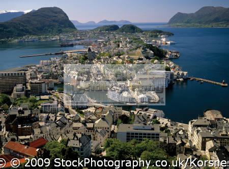 ålesund west coast norway. gateway fjords. travel fjord norway kongeriket norge europe european norwegan