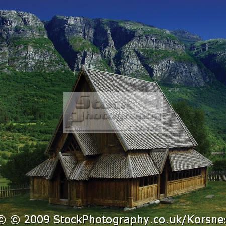 øye stave church norway travel east oslo kongeriket norge europe european norwegan