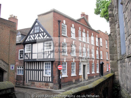 classic example georgian facades older building. historical uk buildings history british architecture architectural facade shrewsbury shropshire england english great britain united kingdom