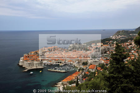 old city dubrovnik croatia travel republika hrvatska europe european croatian