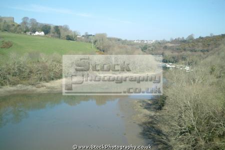 creek river lynher uk rivers waterways countryside rural environmental cornwall cornish england english great britain united kingdom british