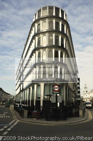 credit lyonnais building financial district london banking finance brands branding uk business commerce bank city sector cockney england english great britain united kingdom british
