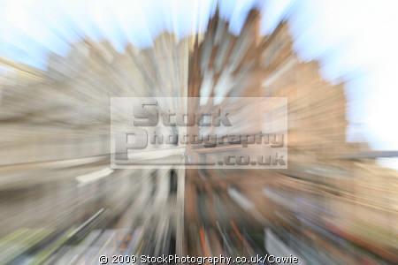 buildings st vincent street lens effect abstracts misc. glasgow central scotland scottish scotch scots escocia schottland great britain united kingdom british uk grande-bretagne grande bretagne grandebretagne großbritannien gran bretagna bretaña