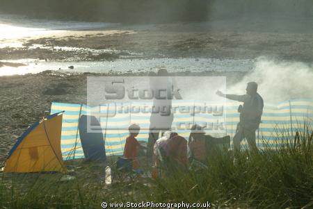 beach barbecue british beaches coastal coastline shoreline uk environmental bbq cornwall cornish england english angleterre inghilterra inglaterra united kingdom