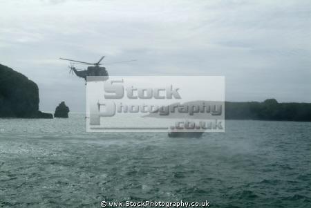 lizard lifeboat lady rank sea rescue exercise wise royal navy sea-king sea king seaking helicopter rnli coastguard uk emergency services cornwall cornish england english angleterre inghilterra inglaterra united kingdom british