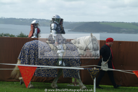 knights led end list field squires historical britain history science joust falmouth cornwall cornish england english angleterre inghilterra inglaterra united kingdom british