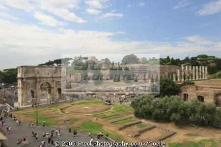 arch constantine rome lazio italian european travel colosseum summer tourists roma roman italy italien italia italie europe united kingdom british