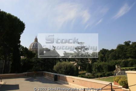 dome st. petes vatican museum. rome lazio italian european travel summer churches roma roman italy italien italia italie europe united kingdom british