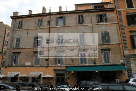 shes phone. block flats rome lazio italian european travel houses people roma roman italy italien italia italie europe united arab emirates arabian