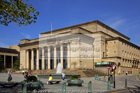 sheffield city hall south yorkshire uk venues british architecture architectural buildings venue music auditorium centre england english angleterre inghilterra inglaterra great britain united kingdom grande-bretagne grande bretagne grandebretagne großbritannien gran bretagna bretaña