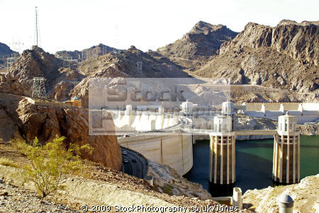 hoover dam lake meade. arizona american yankee travel las vegas reservoir electricity generating generation hydro-electric hydro electric hydroelectric usa united states america